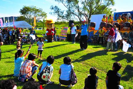 「はたフェス」グルメ・アート・ミュージック!みんなで創るお祭り 土佐の豊穣祭2013