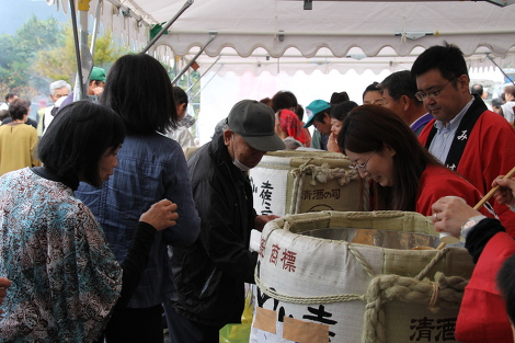 三原村どぶろく農林文化祭